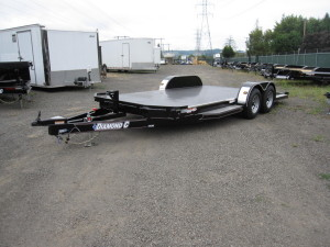 Deluxe Open Car Hauler,18ft, 10k